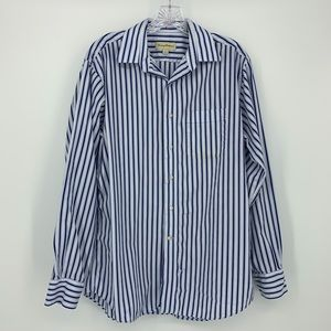 Tommy Bahama Button Down Shirt, Long sleeve.